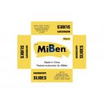 MiBen Clear Microscope Slides (50 pcs)