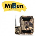 MiBen 3.5CG MMS/Email No Glow 12MP Trail and Time Lapse Trail Camera Trap **Free Gift**