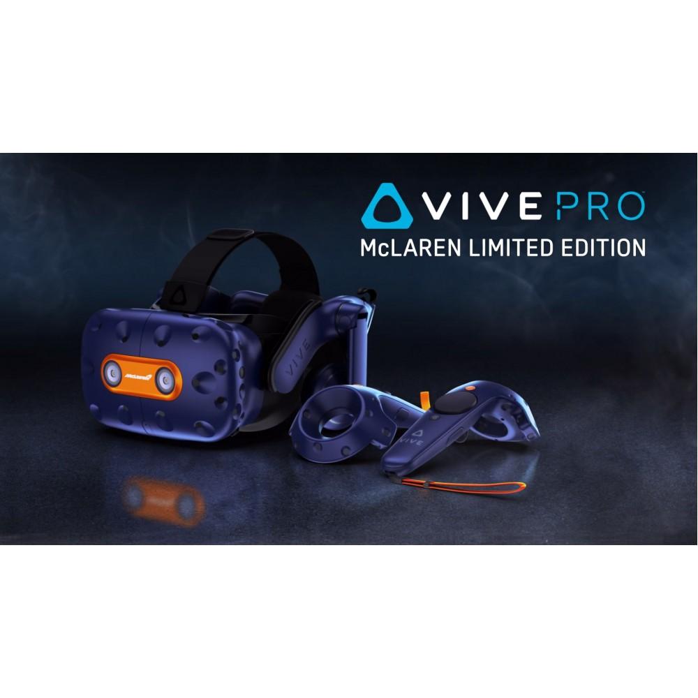 Vive Kit, Pro Mclaren Kit